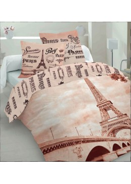 FUNDA NORDICA LOVE PARIS