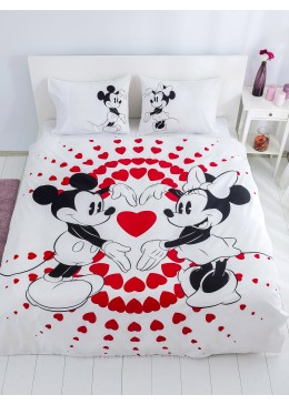 FUNDA NORDICA DISNEY HEART